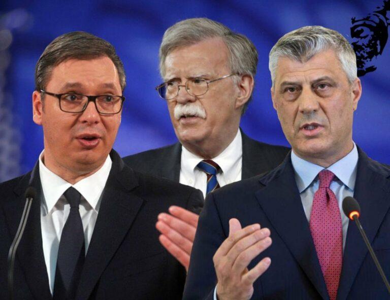 Bolton godet fort Thaçin: Ideja për shkëmbim territoresh është shty para nga Vuçiqi e Thaçi, jo nga unë!