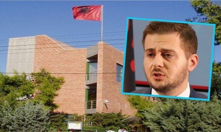 Gent Cakaj shkarkon të gjithë stafin në ambasadën shqiptare në Athinë